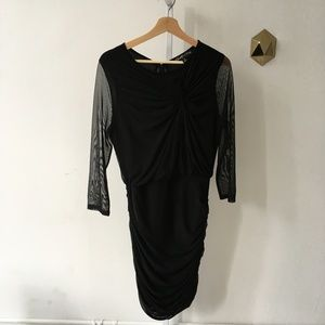 Elizabeth and James Larissa Little Black Dress L
